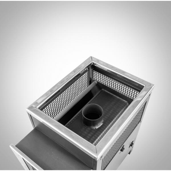 Печь банная ПБ-21Б 6 мм