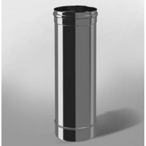 Труба дымохода моно Ф200/430/0,8 - 1м