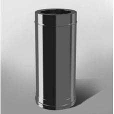 Труба дымохода Термо Ф150х210/430/0,5/оц. - 1м