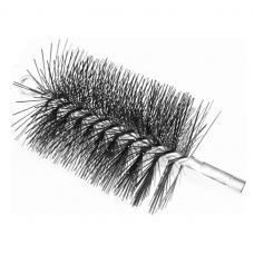 Ёрш для чисти дымохода металлический Ф150